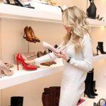 Puni ormari ženskih cipela